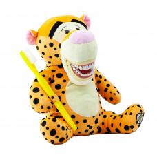 Игрушка мягкая с зубами Revyline Тигр